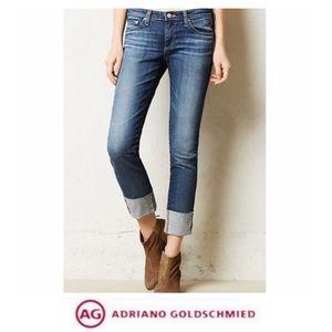 AG Adriano Goldschmied Premiere Skinny Straight